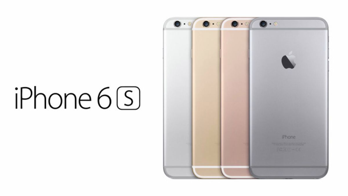 What Your iPhone 6s Color Of Choice Says About You
