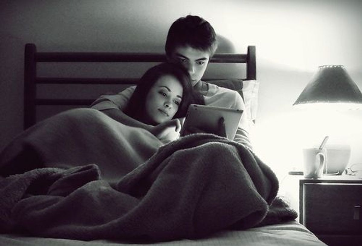 """A Letter To the """"Netflix and Chill"""" Generation"""