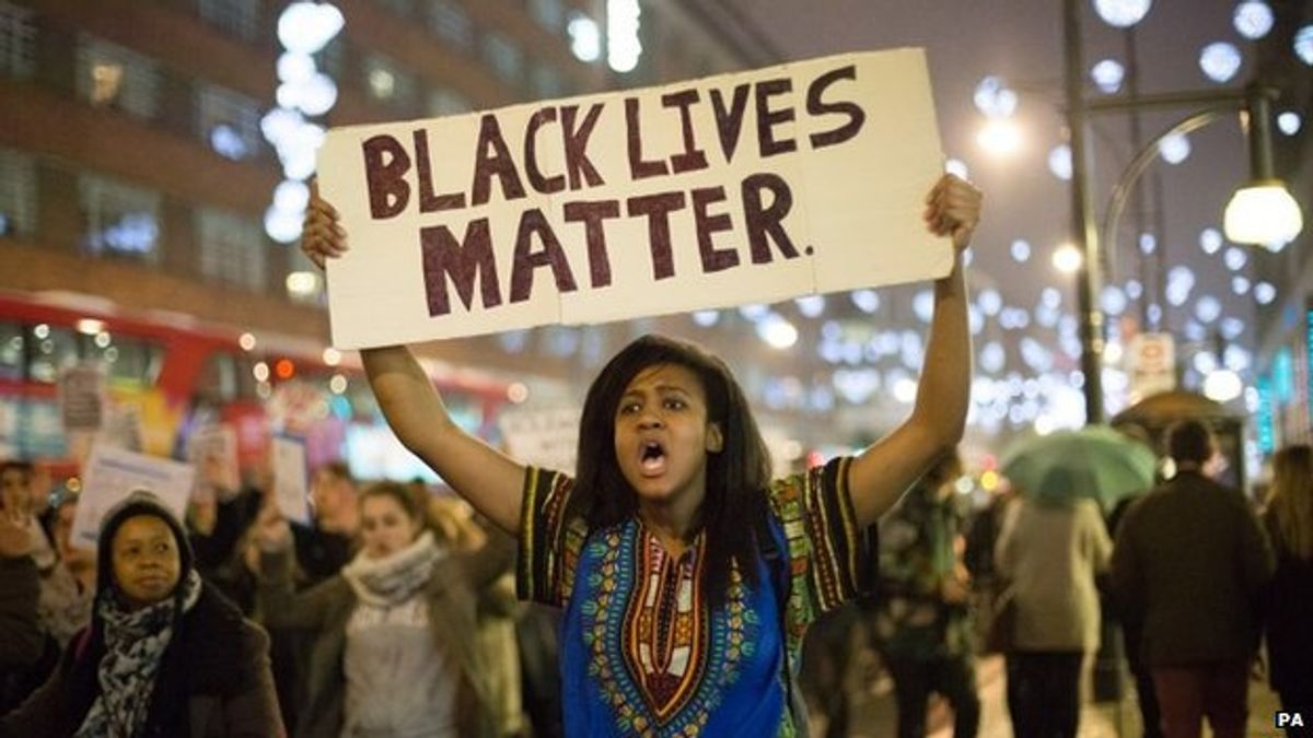 Four Facts Everyone Should Know About The Black Lives Matter Movement