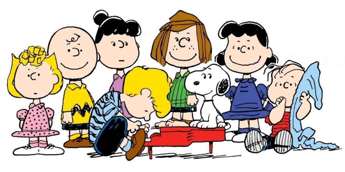 10 Lessons The Peanuts Comic Strip Taught Us