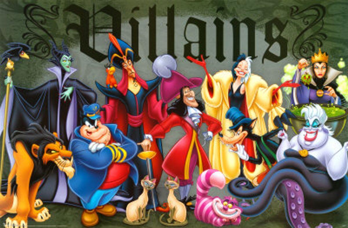 Disney's Criminal Anthropometry