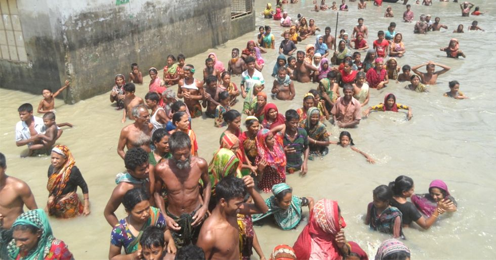 1,200 Dead, 41 Million Affected by Flooding in India, Bangladesh and Nepal