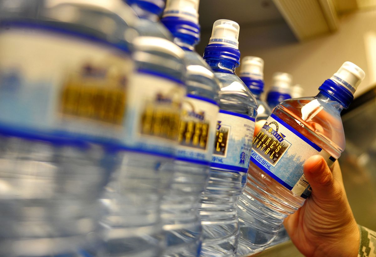Uncapping Big Bottled Water's War On Tap Water