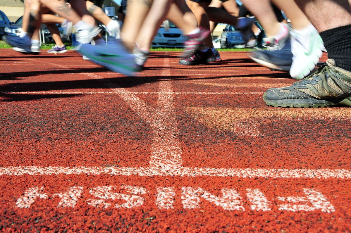 Keeping Your Eyes On The Finish Line When Life Throws Hurdles