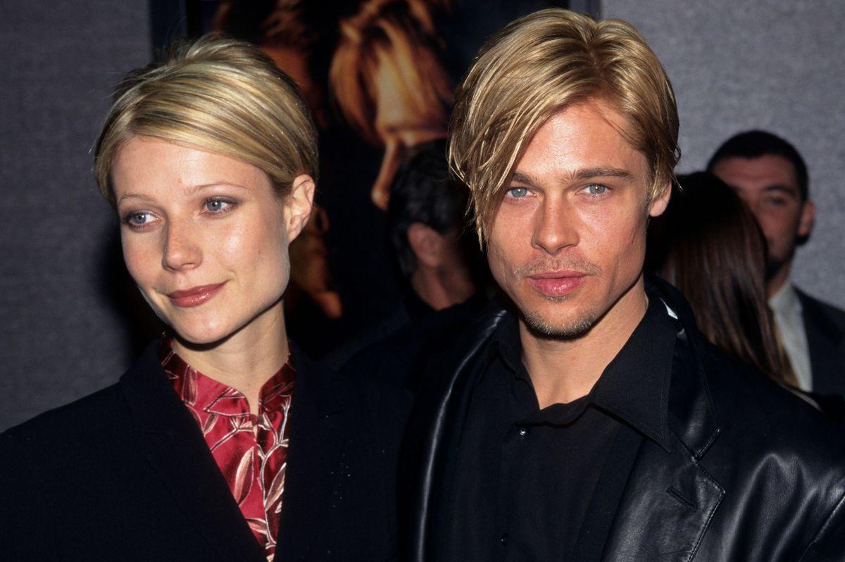 "Gwyneth Paltrow Says She ""F*cked up"" With Brad Pitt"