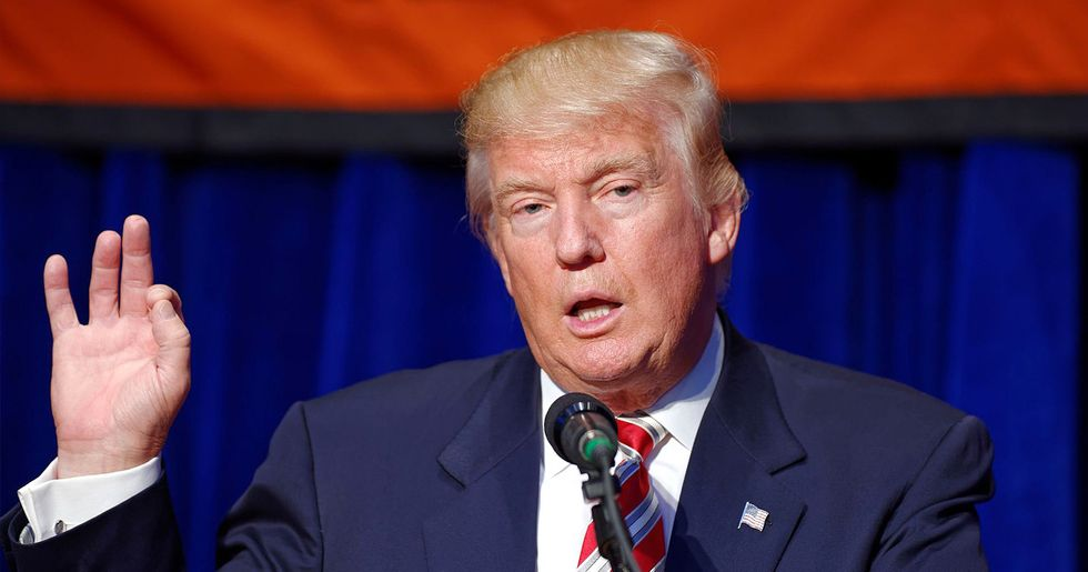 Nobel Prize Winners Name Trump and His 'Ignorance' as Top Threats to World Population