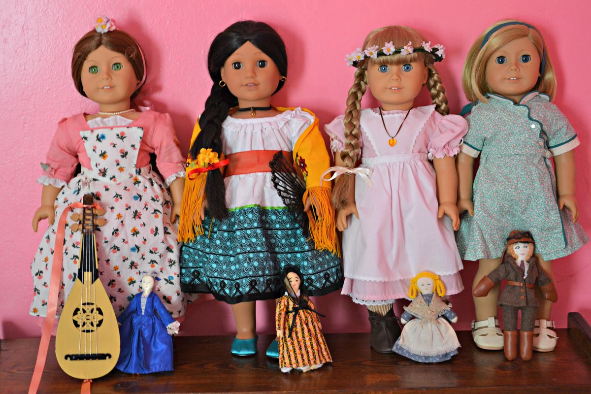 According To Your Zodiac Sign, Which American Girl Doll Are You?
