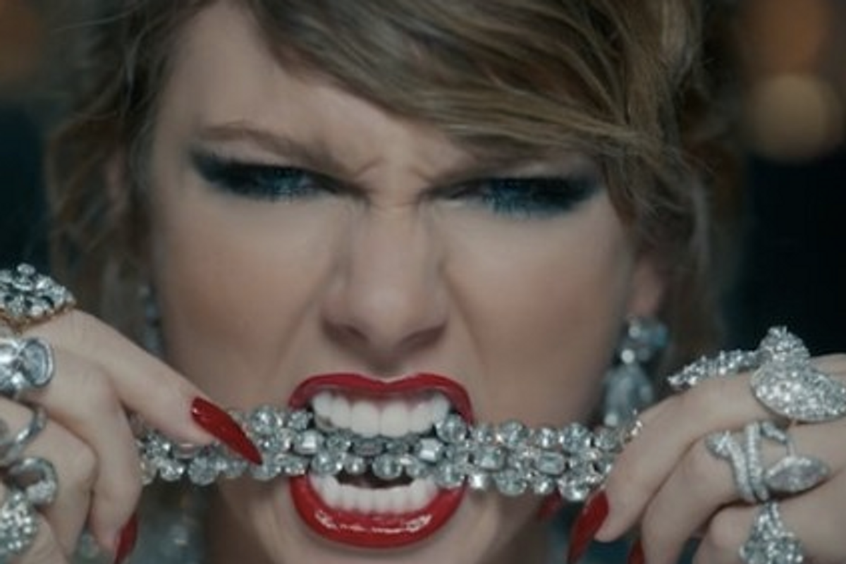 """Director of Taylor Swift's """"Look What You Made Me Do"""" Video Calls Criticism Sexist"""