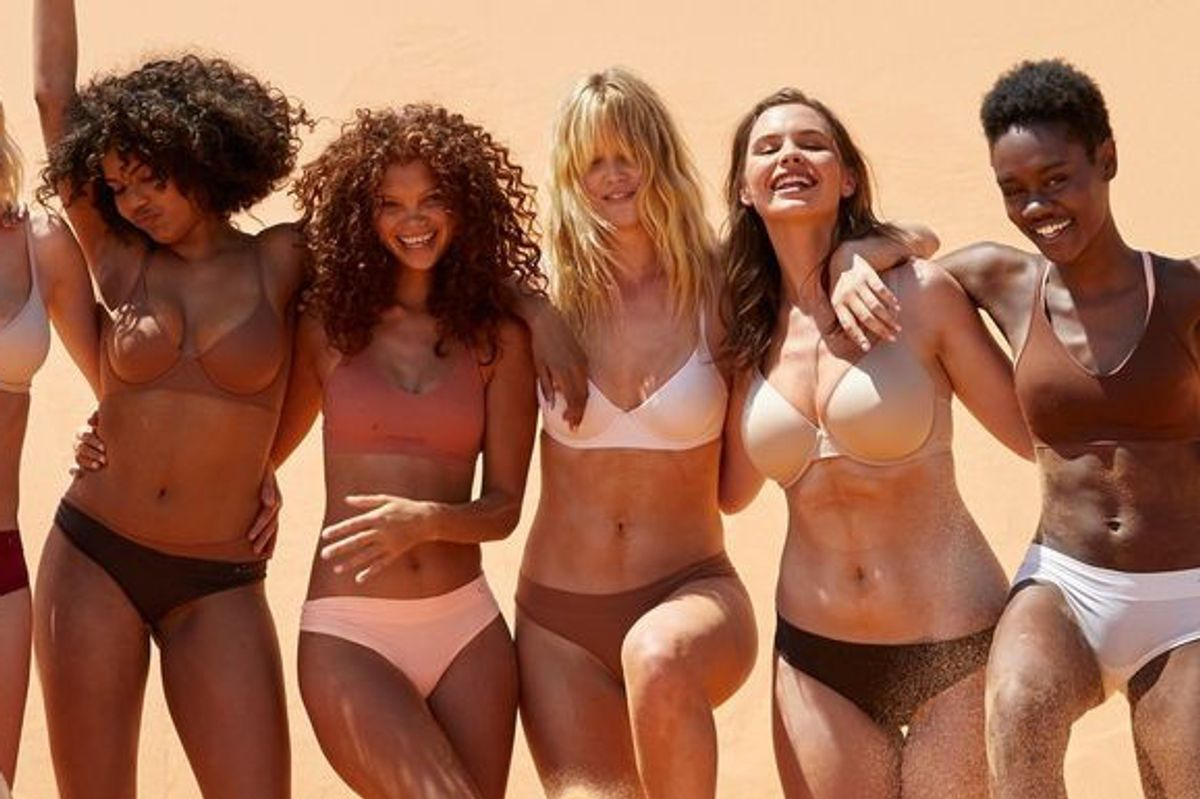 Aerie Unveils Nude Underwear Collection that Caters to Every Possible Skin Shade