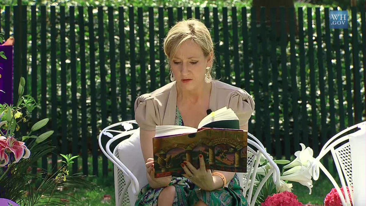 Happy Birthday J.K. Rowling, Thank You For Inspiring Us Everyday