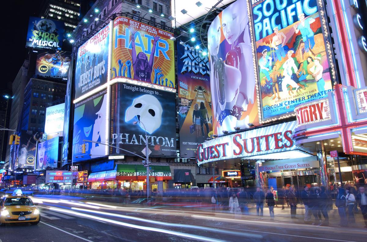 My Top 10 Broadway Musicals.