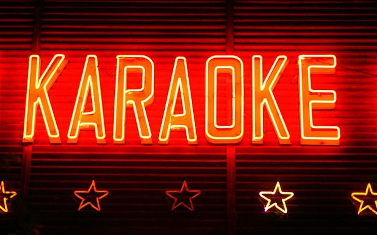 What Your Go-to Karaoke Song Says About You