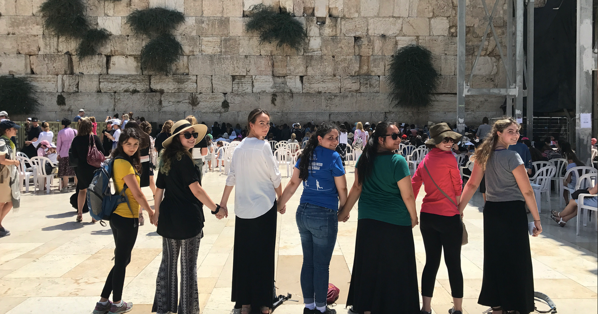 Birthright: You Can Travel to Israel for Free