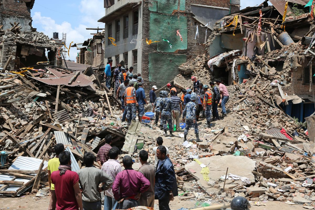 Is It Fair? The Government Of Nepal's Response To The Earthquake