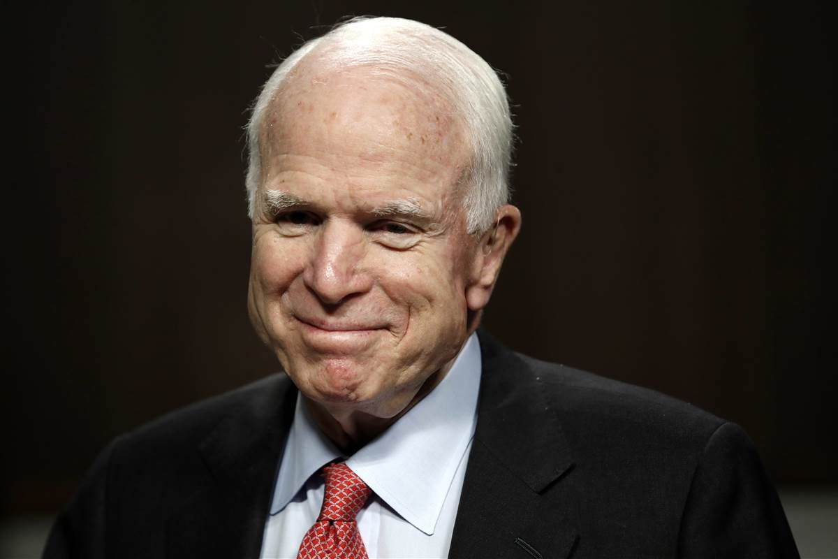 If You're Happy About John McCain's Brain Tumor, You're A Cancer On America