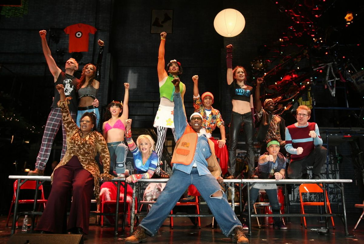 """Rent"" Pulled Back The Curtain On The Queer Experience"