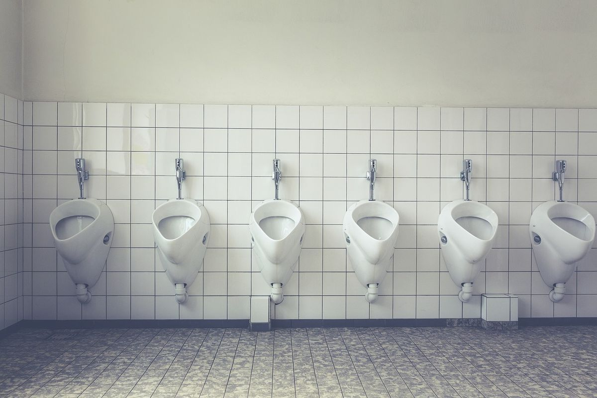 How Putting Poop In A Urinal Taught Me About Curiosity, Taking Risks And Getting Up After Falling