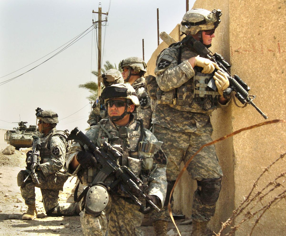 20 Phrases Only Soldiers Would Ever Understand (And What They Mean)