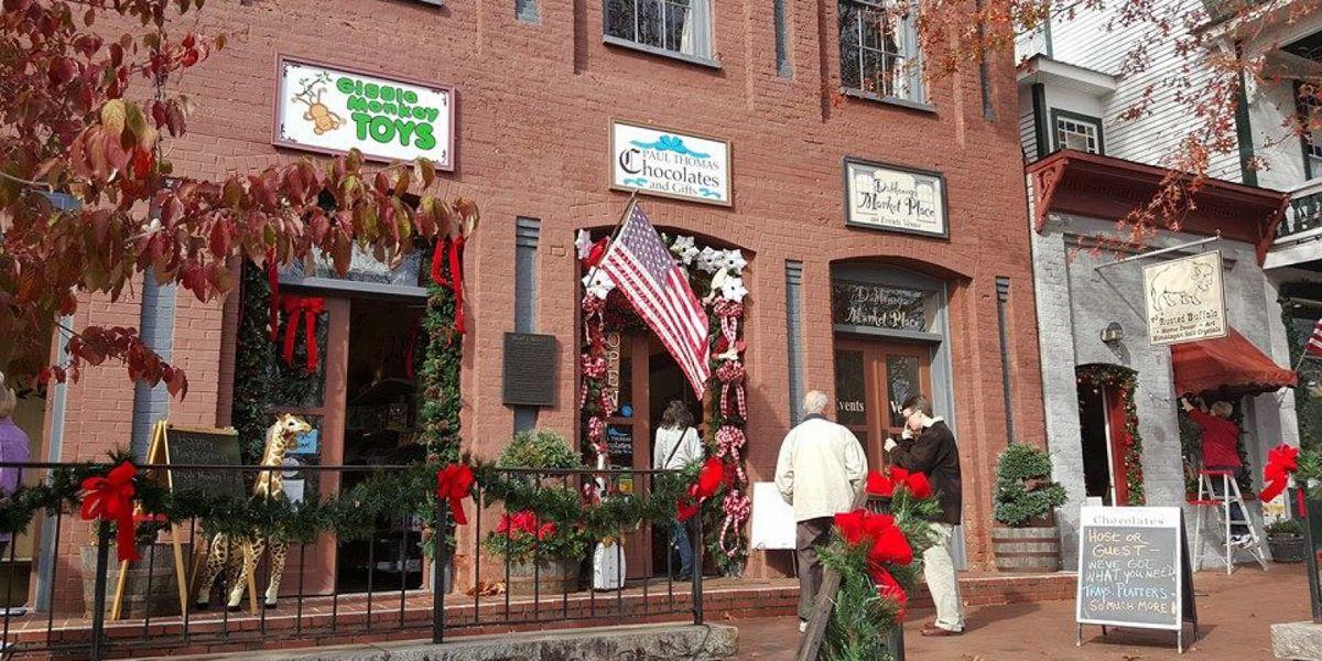 The Best Chocolate Shop In Dahlonega, GA