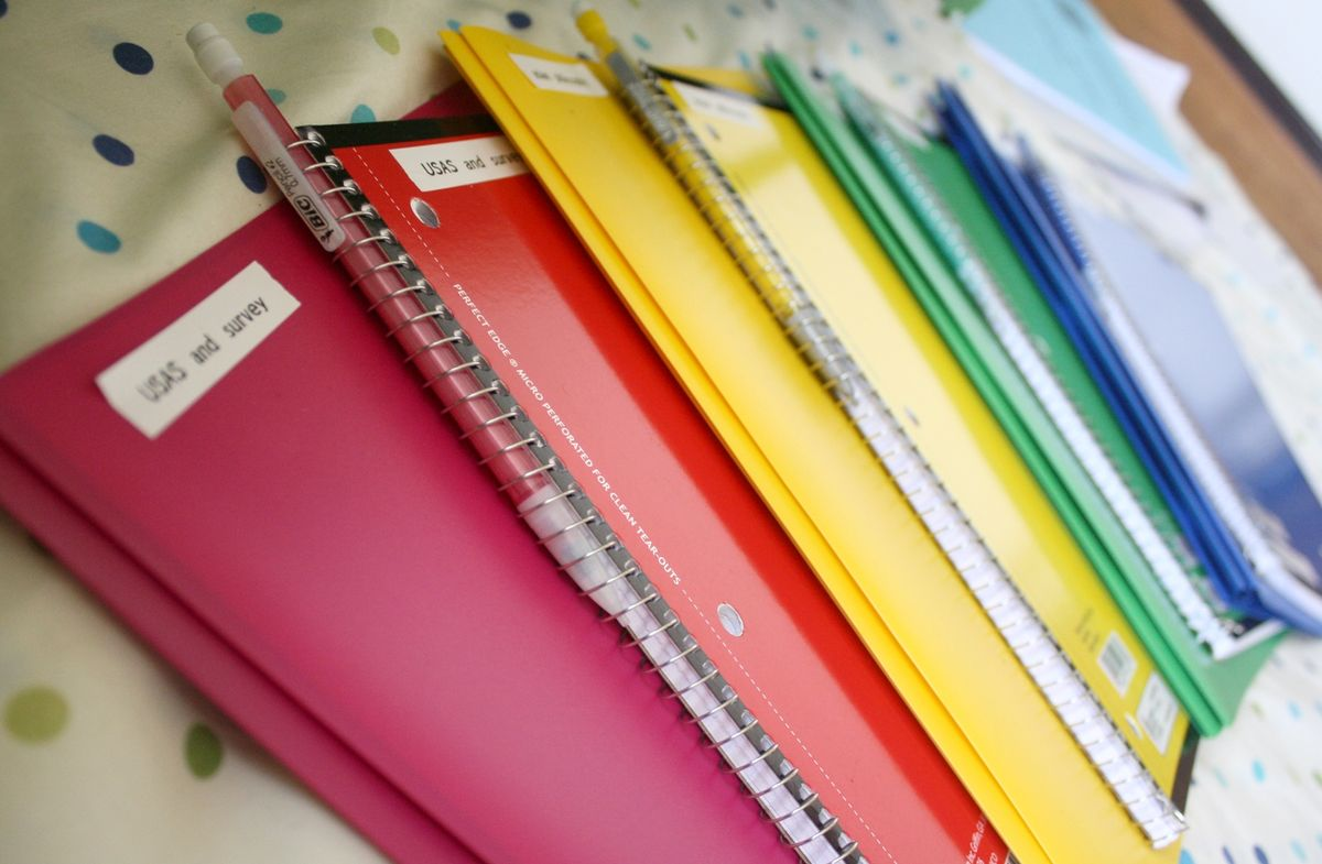 10 Organization Tips For College