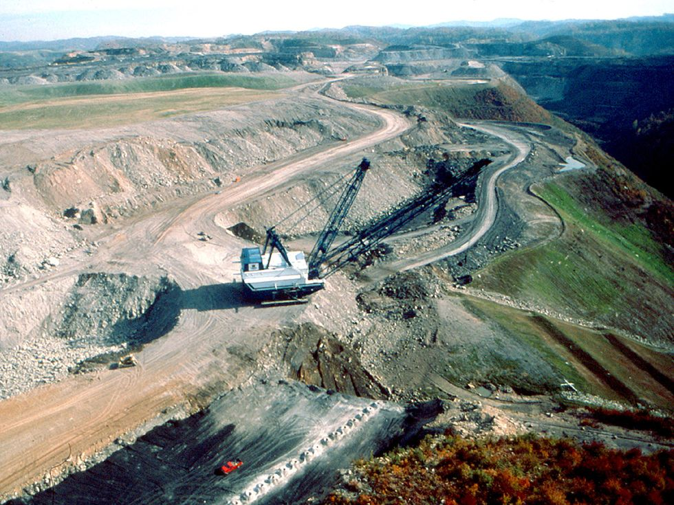 Coal and the Curse of Commercialization