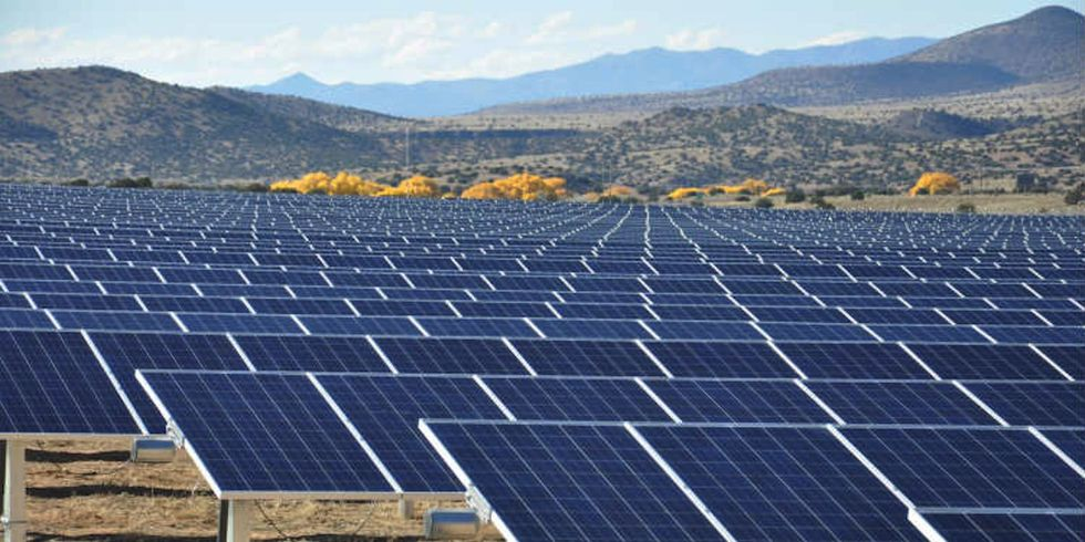 Santa Fe Aiming for 100% Renewable Energy by 2025