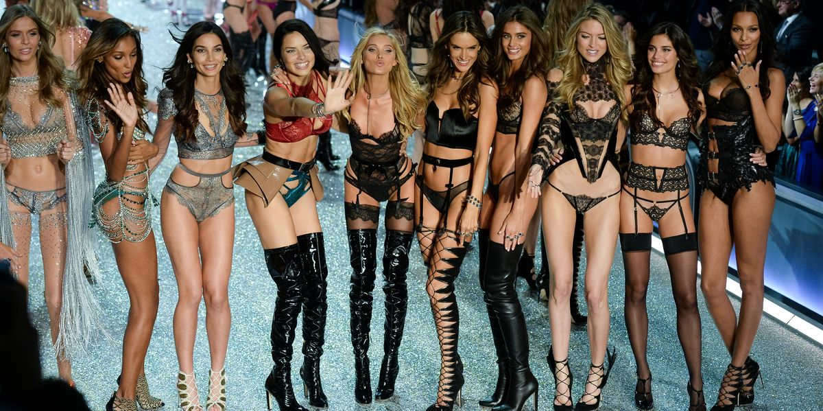 This Year's Victoria's Secret Fashion Show Will Be Its Most Racially Diverse Ever