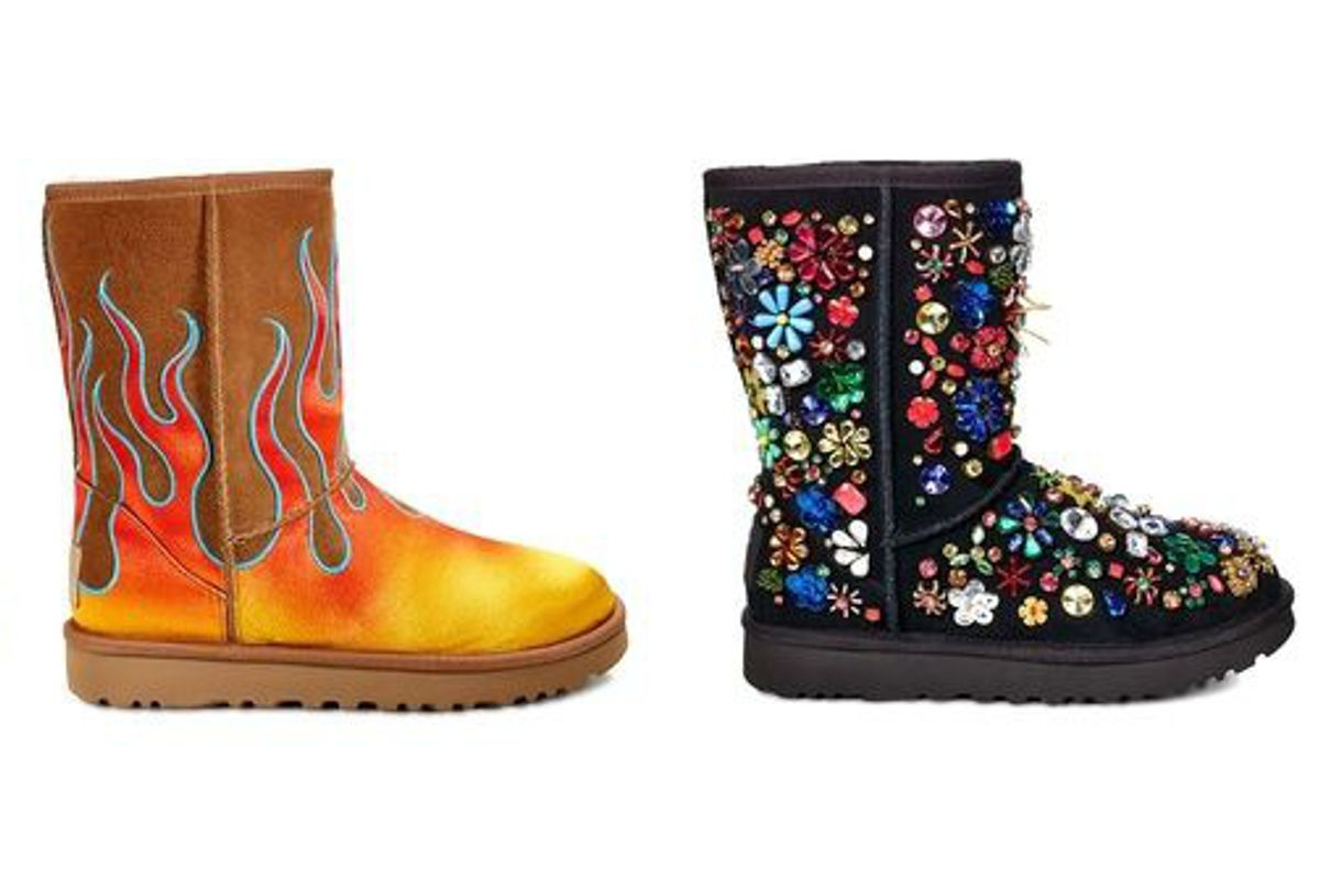 Booty Call: The Jeremy Scott x UGG Collaboration