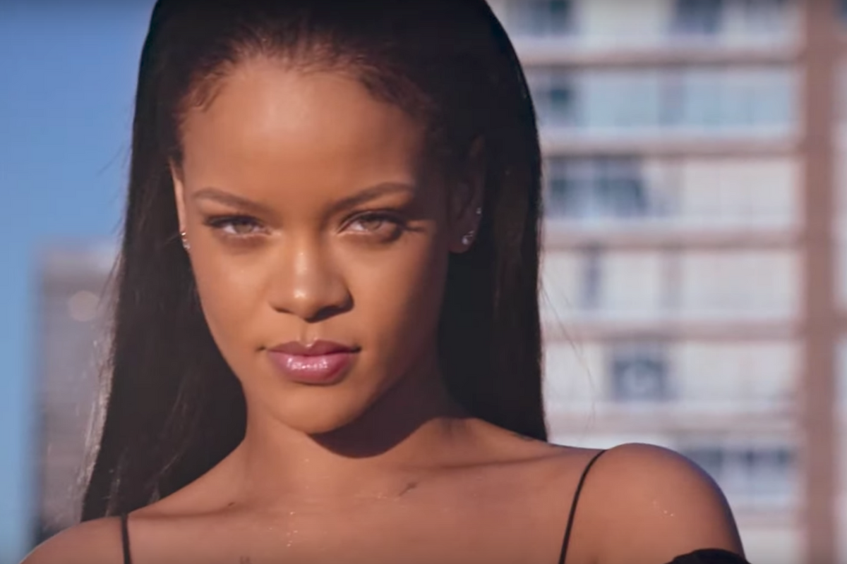 Rihanna Is Teasing the Release of Fenty Beauty With Star-Studded Videos