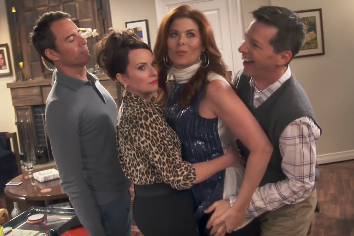 Make Your Friday Better By Watching This First Look at the Return of 'Will & Grace'