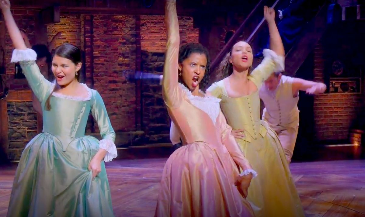 8 Ways The Schuyler Sisters Were The Original 'Nasty Women'
