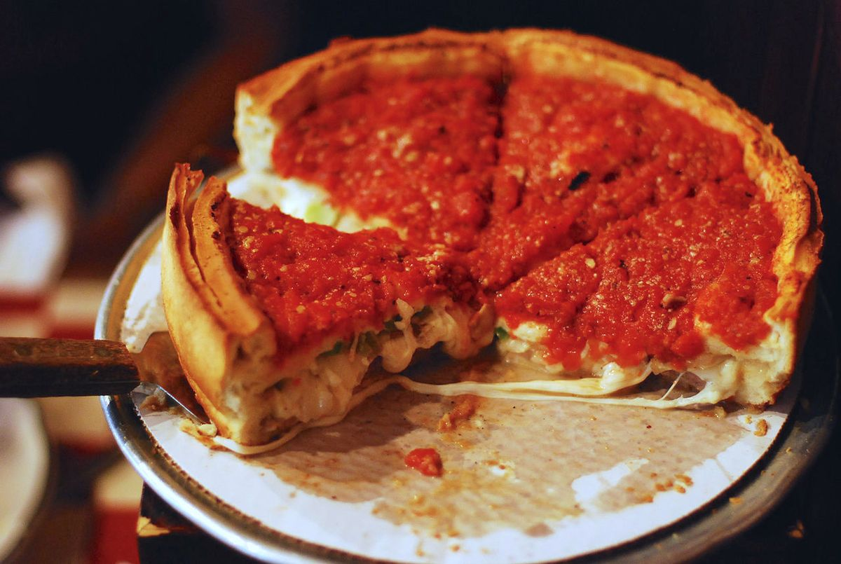 Why Chicago 'Pizza' Is The Hitler Of Pizzas