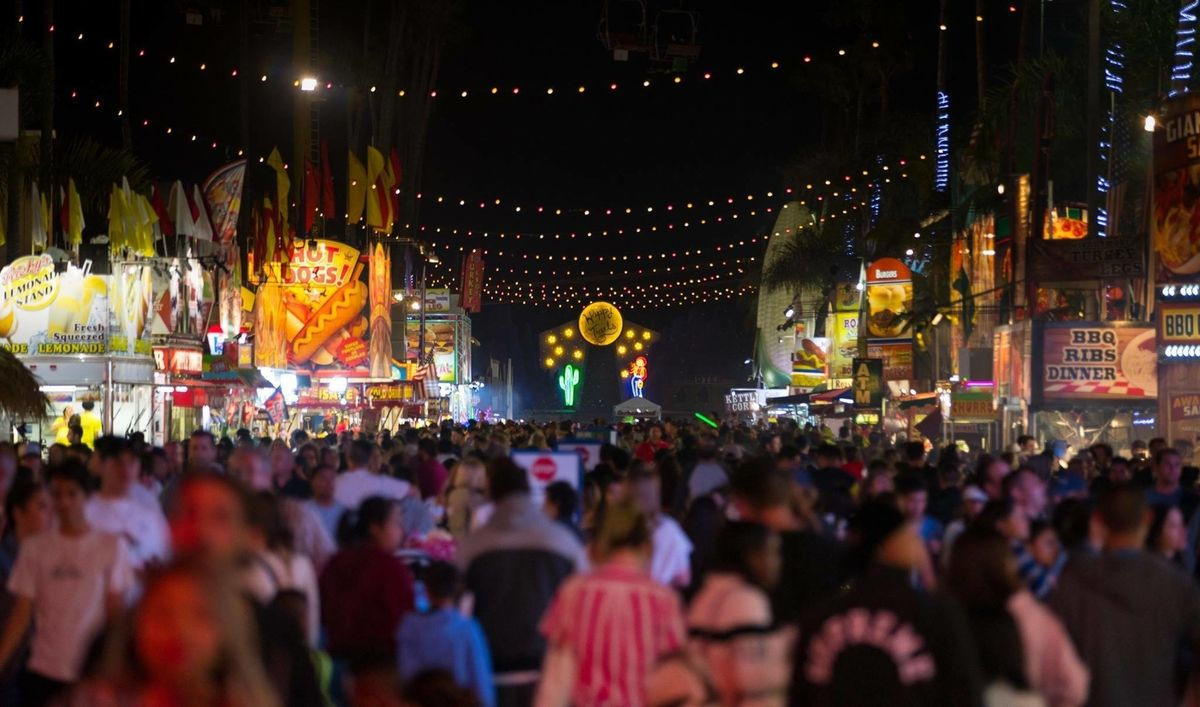 5 Best Things About Working At A County Fair