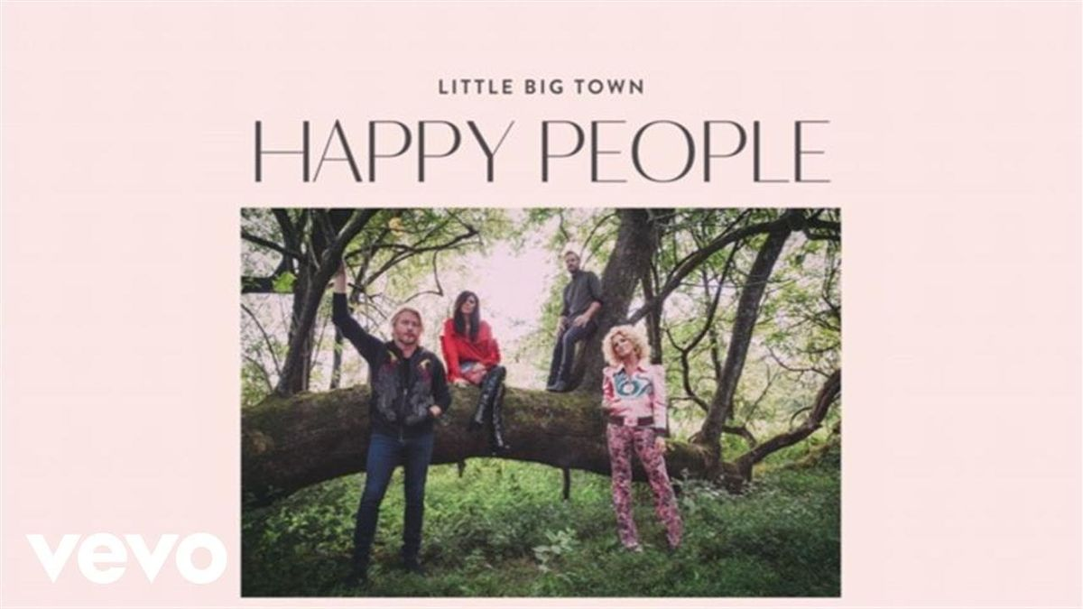 Happy People Don't