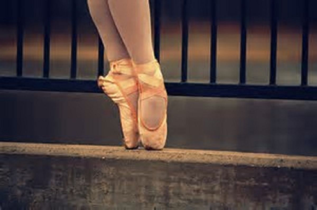 When You Give A Girl A Pair Of Pointe Shoes