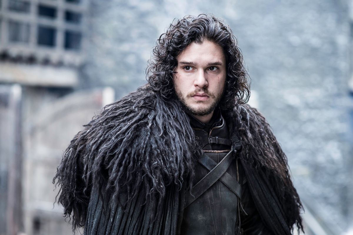 20 Times Jon Snow Was Really Hot, Even Though Winter Was Coming