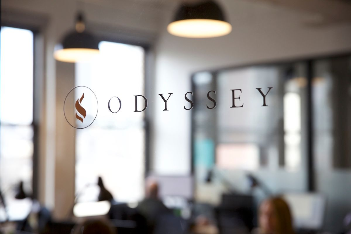 Odyssey's Library Of Digital Media Resources