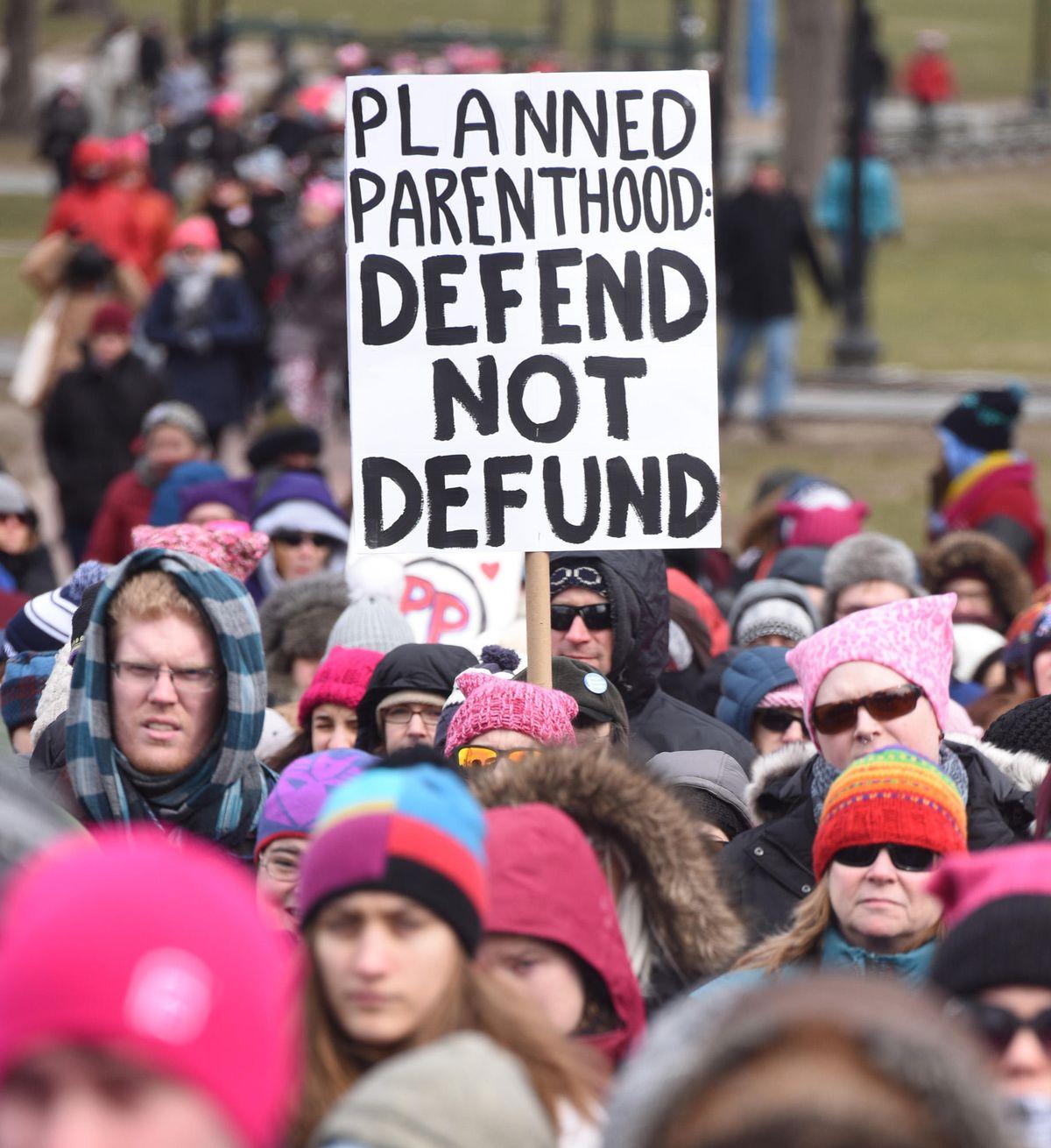 The War Against Planned Parenthood Is A War On Women