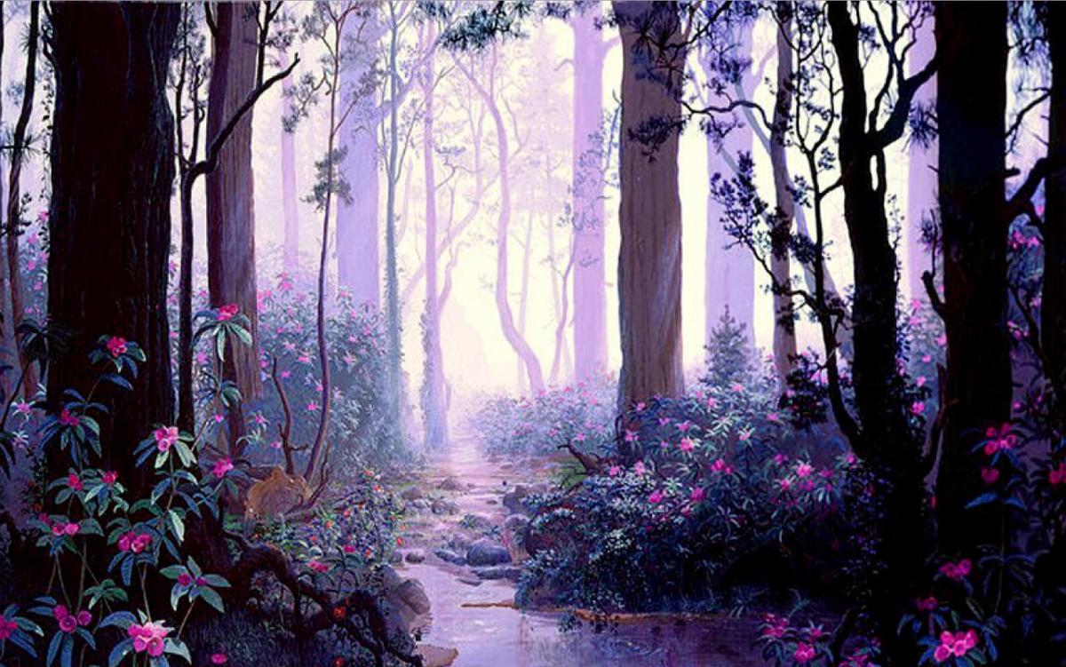 Where the Fairies Dance