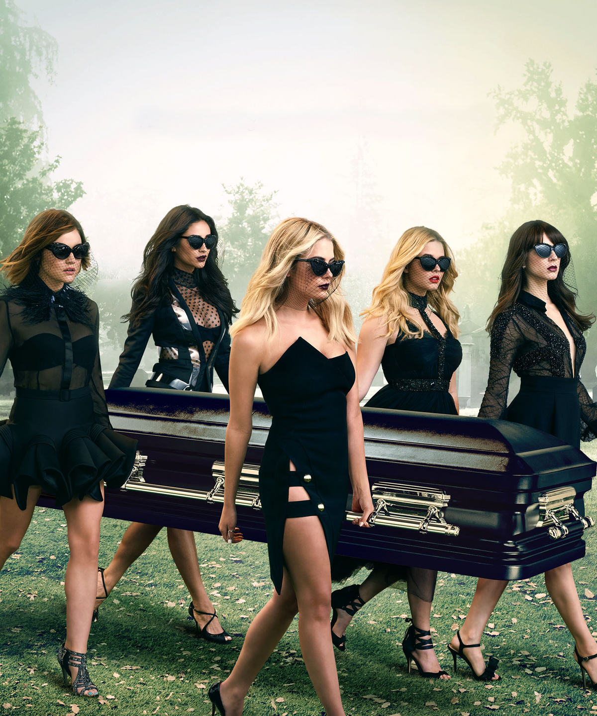 A Love Letter To Pretty Little Liars