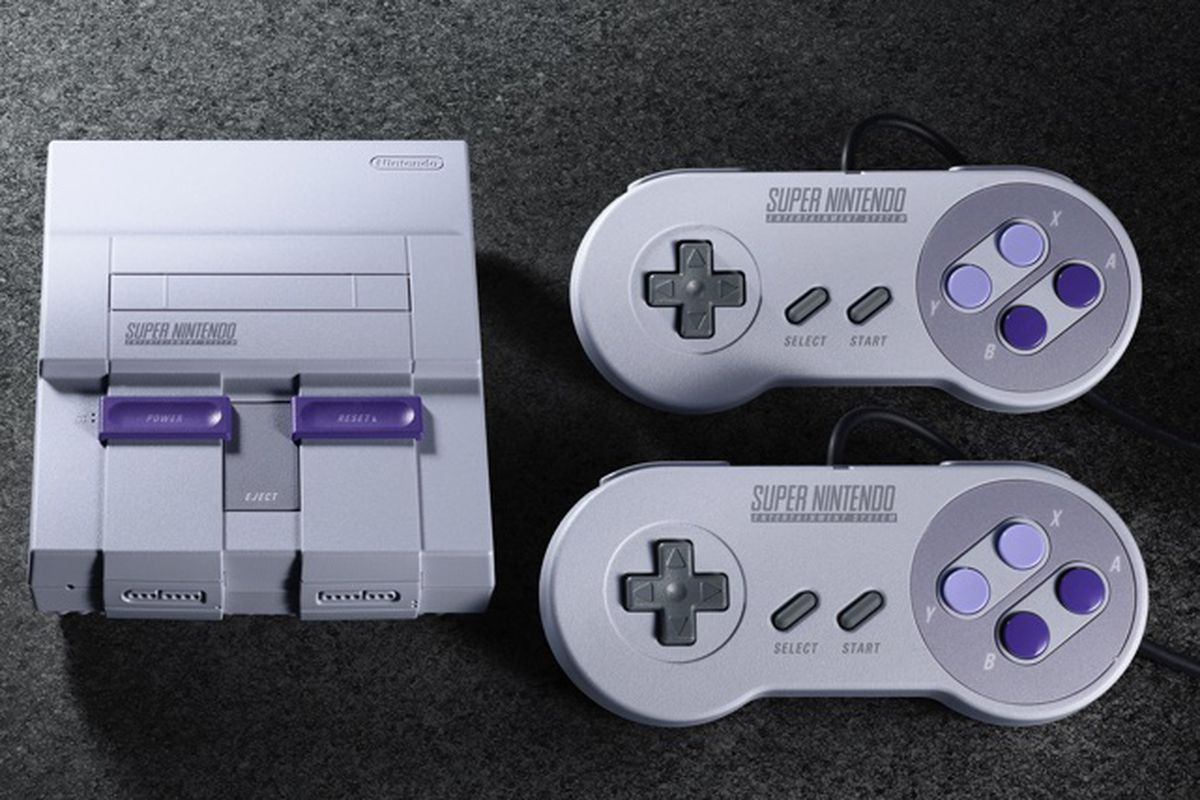 Everything '90s Kids Need To Know About The New Nintendo