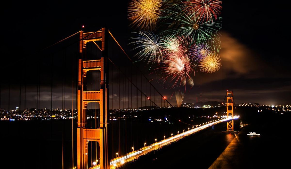 The Best Fourth Of July Firework Shows In The United States