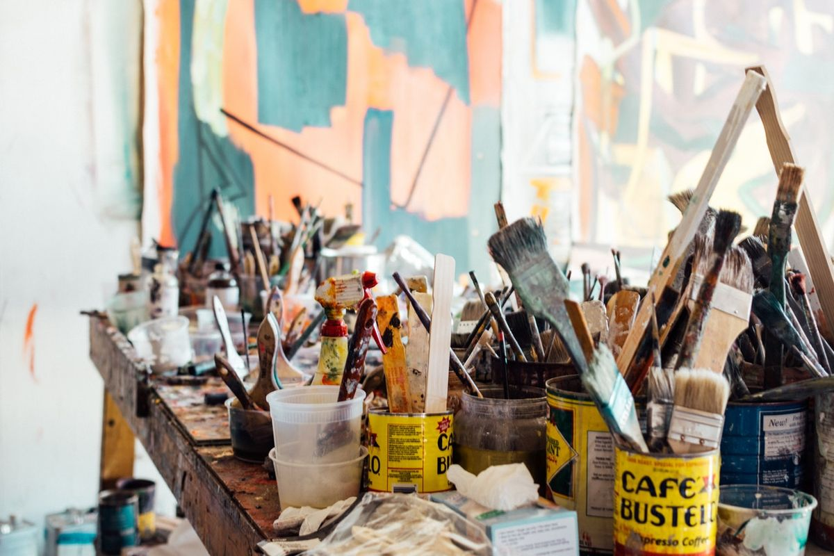 How To Grow Your Professional Art Career