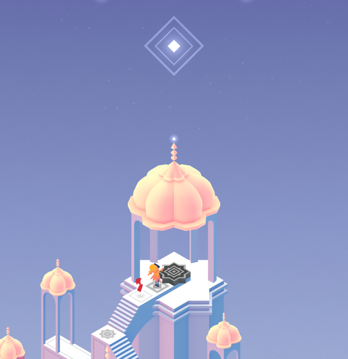 Multifaceted Memories in Monument Valley 2