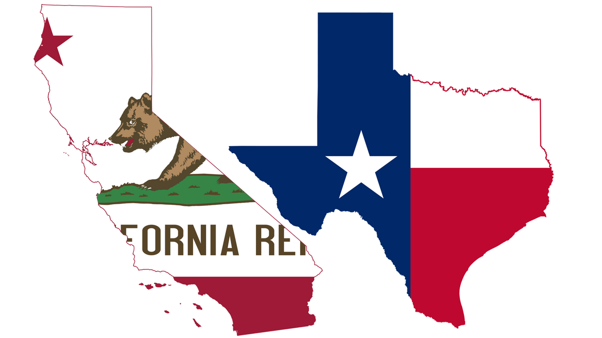California Vs. Texas: Which Is The Better State?