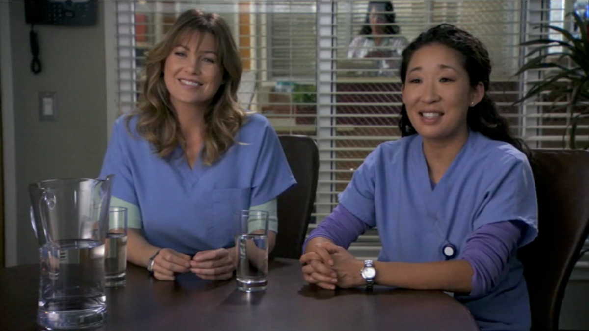 20 Cristina Yang-Meredith Grey Quotes You And Your 'Person' Use Every Day