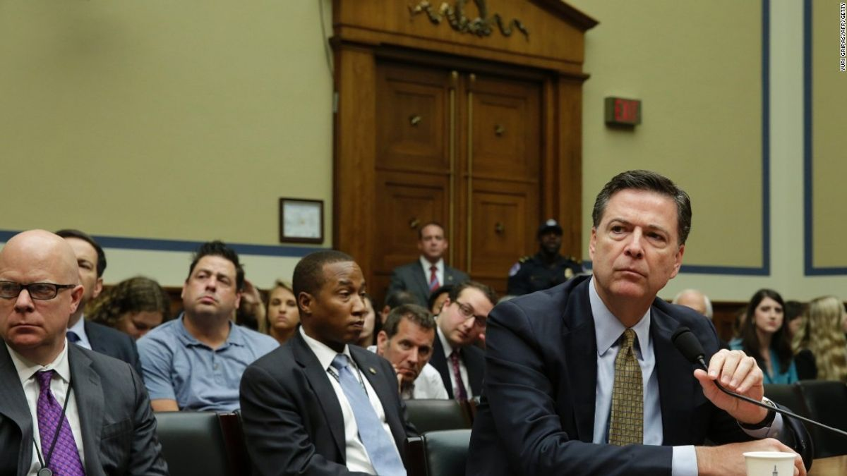 Is Comey Actually Helping Trump?
