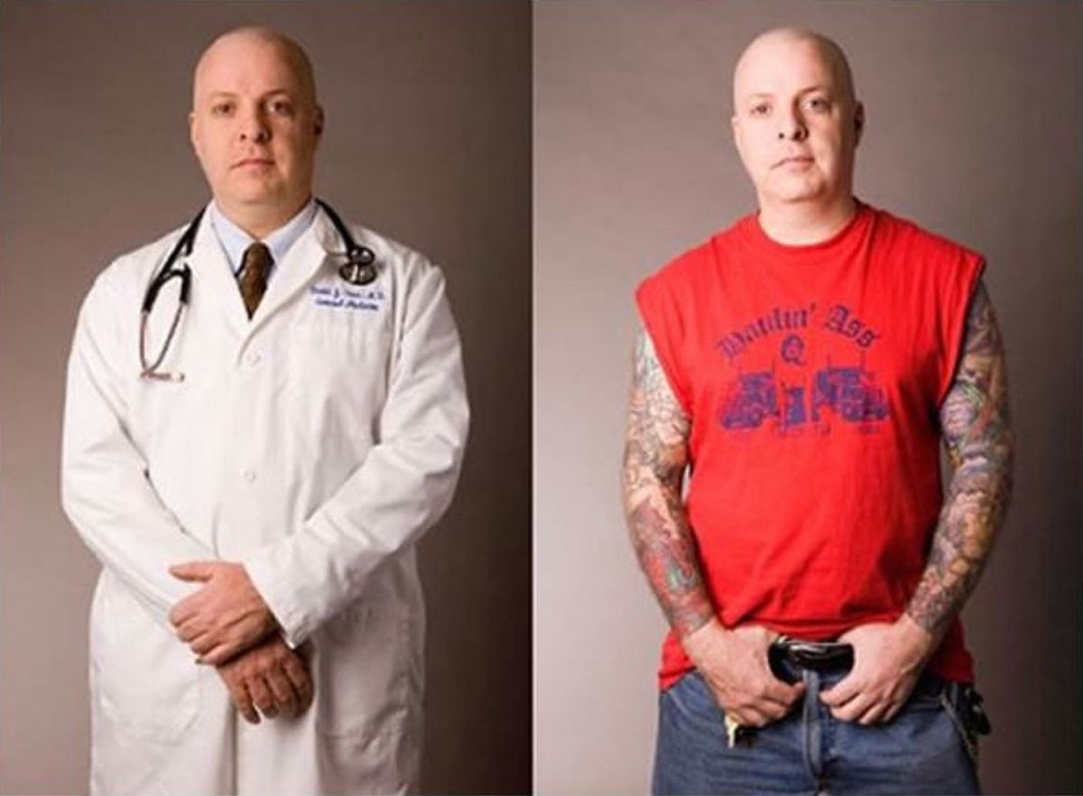 Health Care Professionals And Tattoos