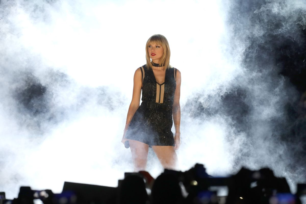 Taylor Swift's Second Single Is Here