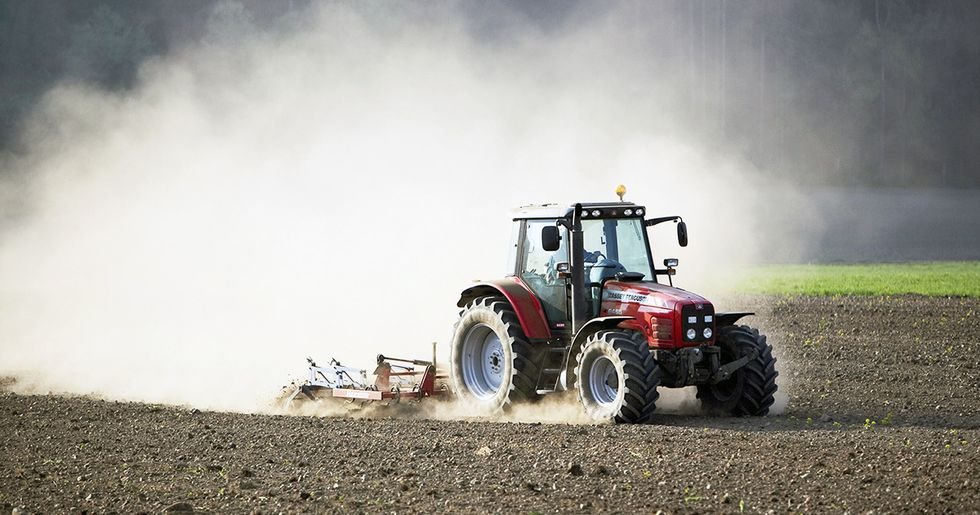 World's Soils Have Lost 133bn Tonnes of Carbon Since the Dawn of Agriculture